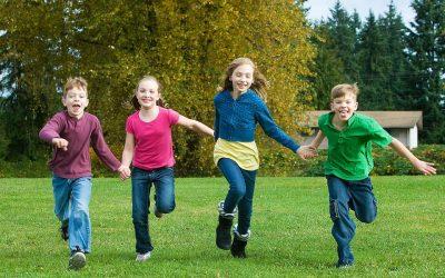 Zielony Jęczmień pomaga dzieciom bez względu na ich wiek